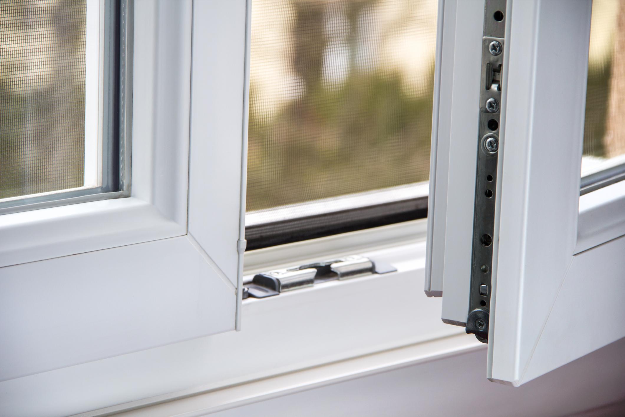 zabezpieczenia okna